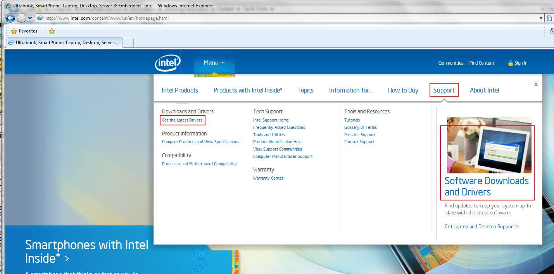 intel gma 3000 driver xp