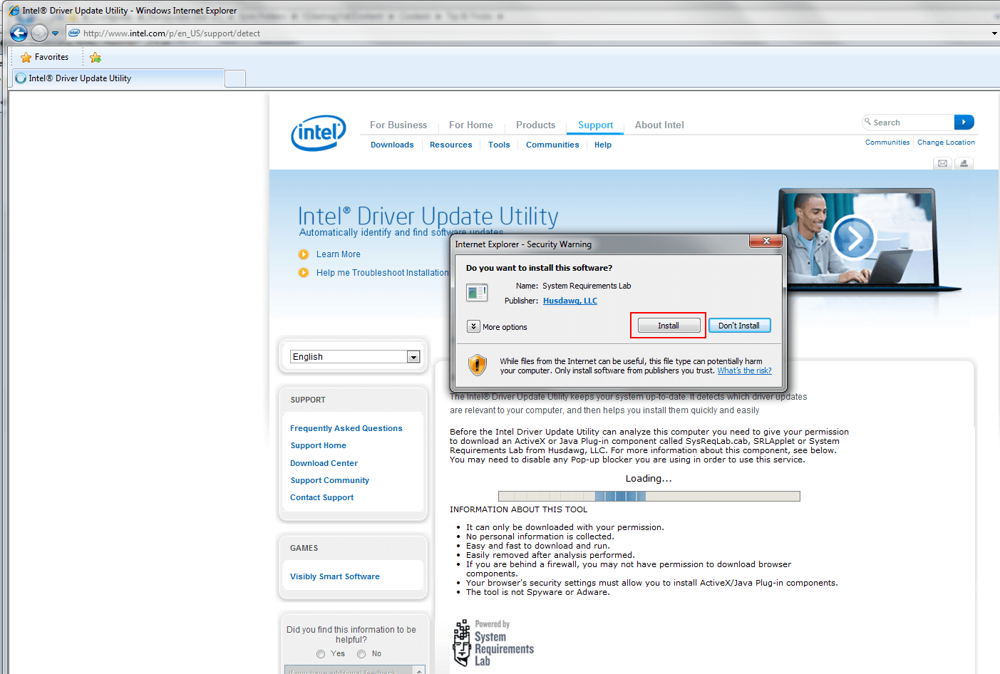 How to Update the Intel Drivers on Your Computer – NextGen Digital Home